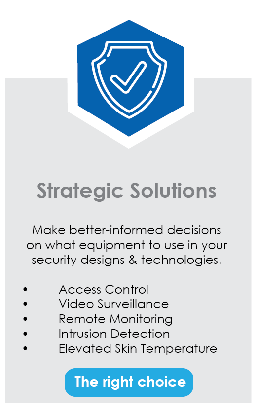 Strategic solutions banner