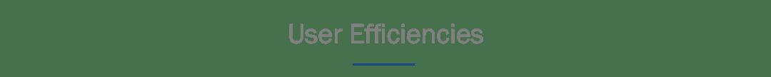 header_user efficiencies