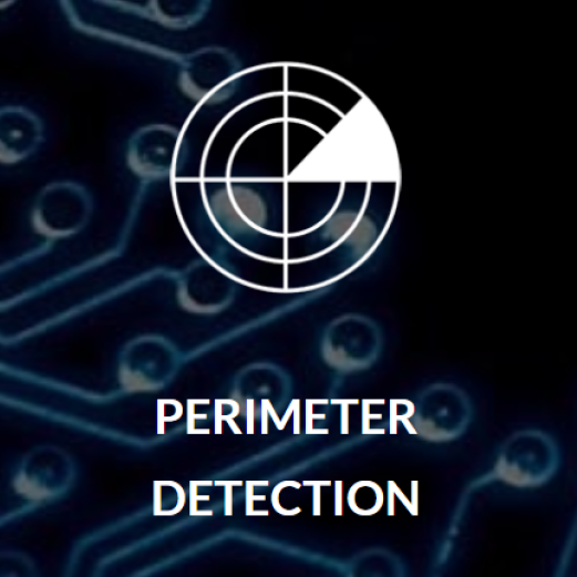 business security system solution - perimeter protection