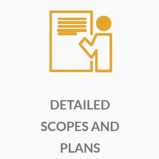 business security solution - scopes_plans
